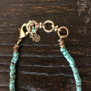 Lucky Brand Jewelry - Turquoise Lucky Brand necklace